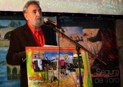 Victor Chamorro Pregonero en Segura  de Toro
