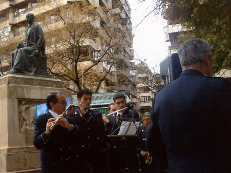 Homenaje a Valeriano Gutierrez Macias