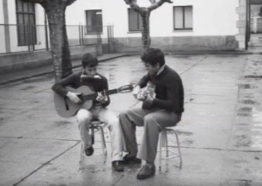 Matías Simón Villares. Canta a Santoña y a sus gentes. Imágenes 1969-1973