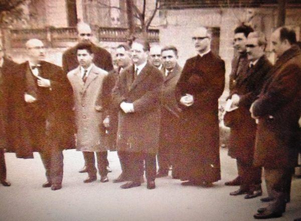 DON VALERIANO Y EL HOMENAJE A GABRIEL Y GALAN (1970)
